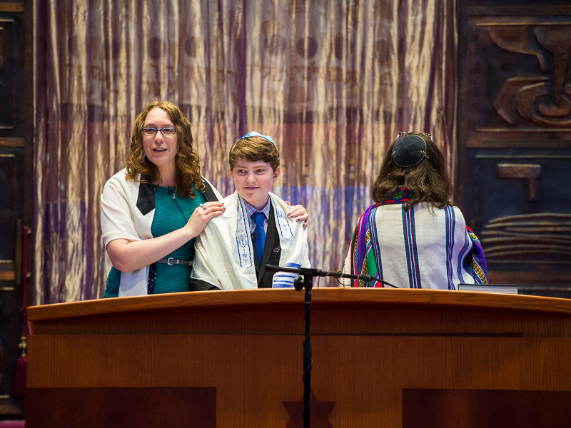 Temple Sinai Bar Mitzvah Pittsburgh
