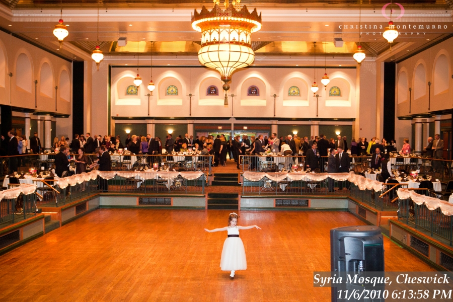 Syria Shrine Weddings 187 Pittsburgh Wedding Photographer