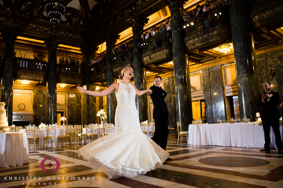 First Dance: Before or After Dinner?