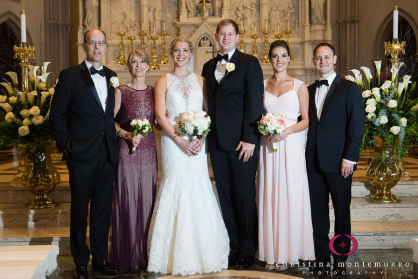 Pittsburgh Wedding Photographer Formal Family Photos