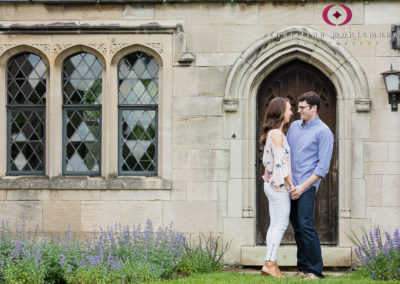 Alex and Matt – A Spring Engagement Session at Hartwood Acres