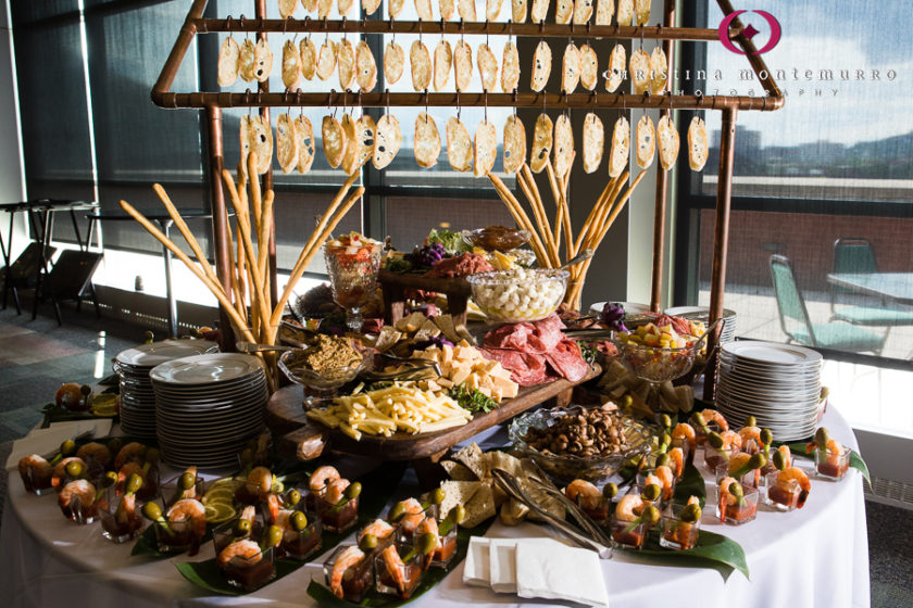 Charcuterie Station by Common Plea Catering Heinz History Center