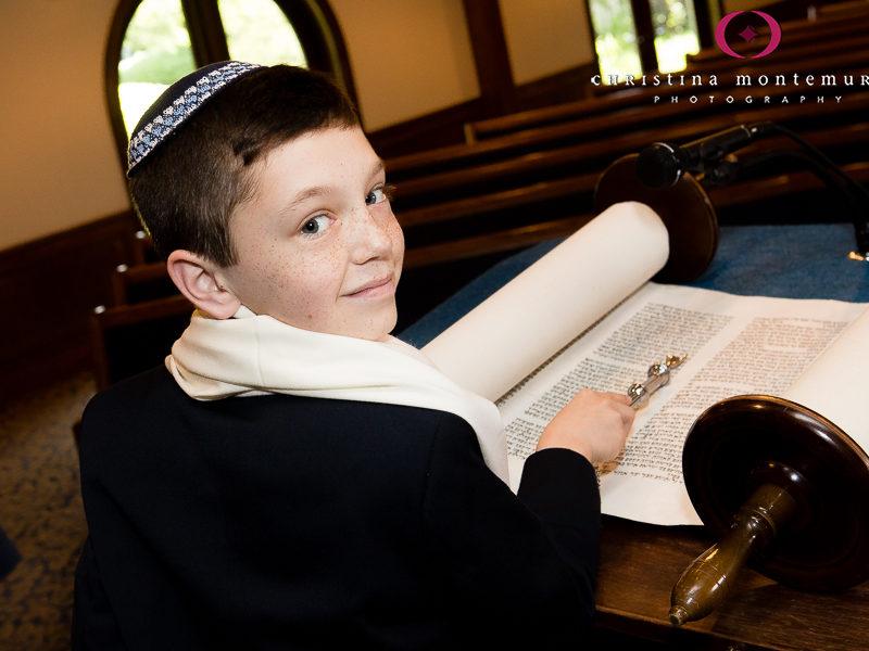 Adat Shalom Bar Mitzvah Photography