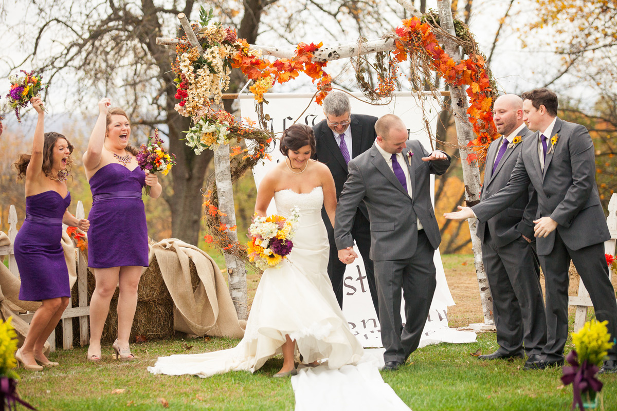 Pamela-Christina Montemurro's approach to wedding photography - Have a blast
