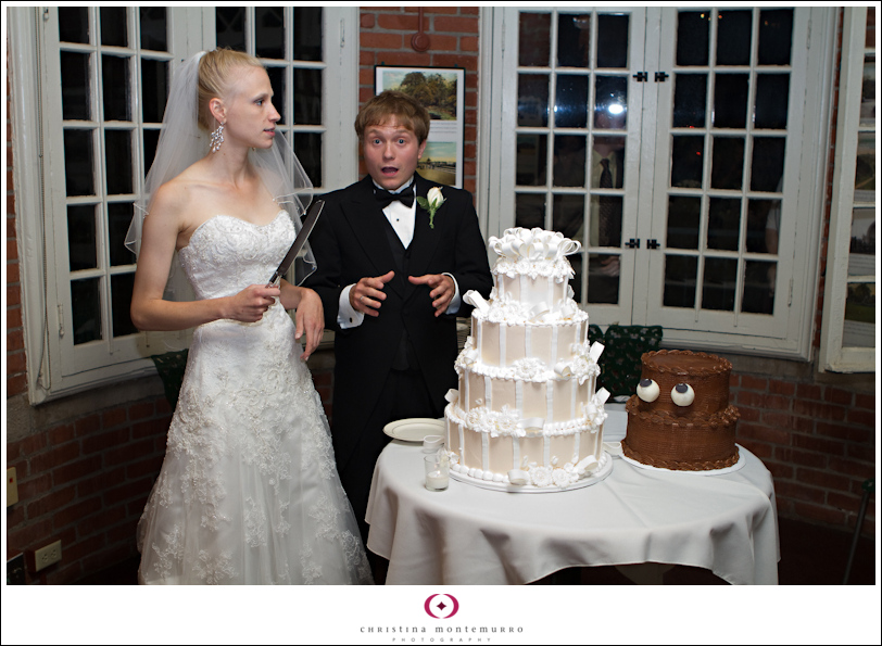 His And Hers Wedding Cakes Pittsburgh Wedding