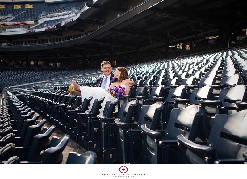 Pittsburgh Unique Wedding Reception Venue Spotlight Pnc Park
