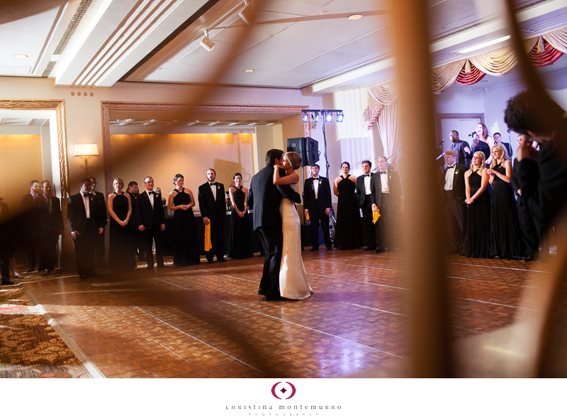 Laura Andrew First Dance Omni William Penn Reception Pittsburgh Wedding Photography