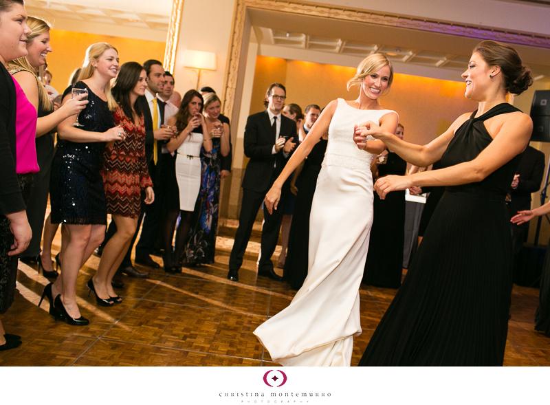 Laura Andrew Omni William Penn Reception Pittsburgh Wedding Photography