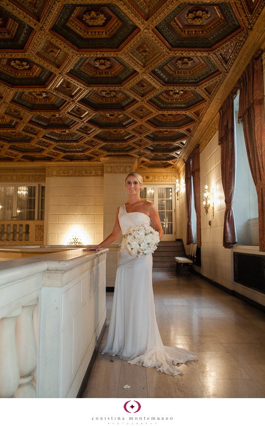 Pittsburgh Wedding Photography Omni William Penn