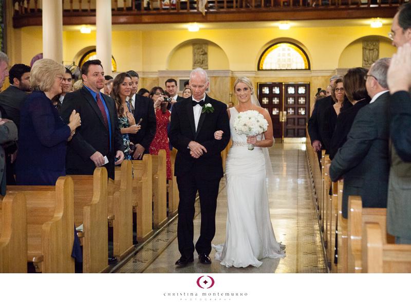 Pittsburgh Wedding Photography Epiphany Catholic Church