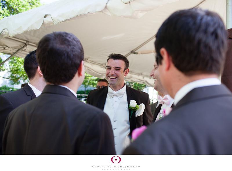 Phipps Conservatory Outdoor Garden Wedding Ceremony Reception Pittsburgh-11