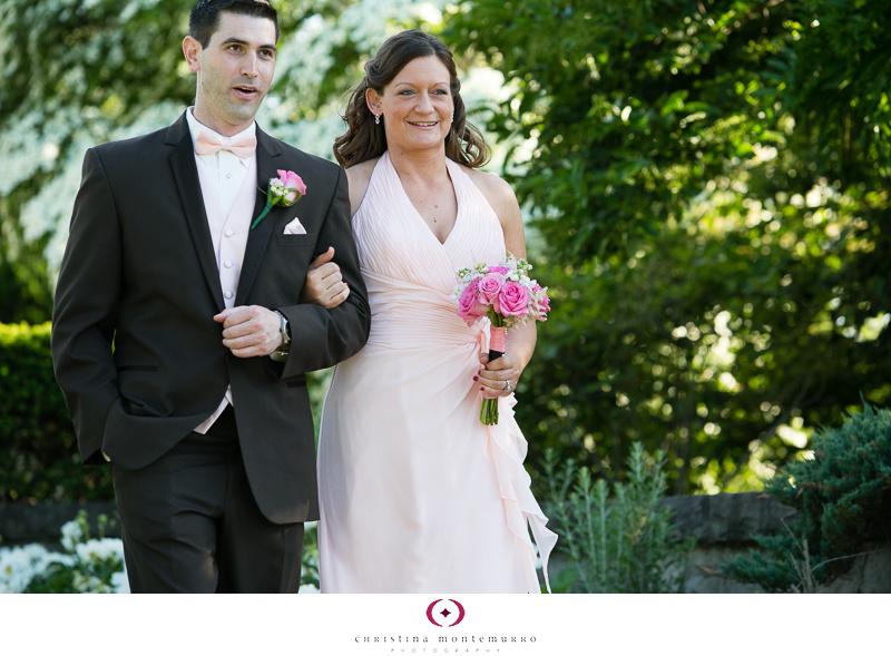 Phipps Conservatory Outdoor Garden Wedding Ceremony Reception Pittsburgh-14