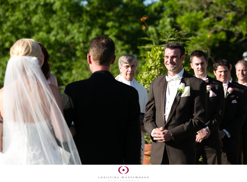 Phipps Conservatory Outdoor Garden Wedding Ceremony Reception Pittsburgh-17