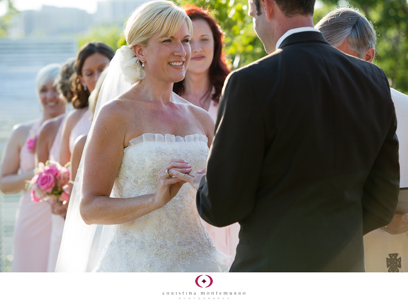 Phipps Conservatory Outdoor Garden Wedding Ceremony Reception Pittsburgh-22