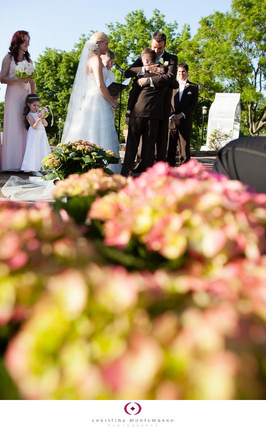 Phipps Conservatory Outdoor Garden Wedding Ceremony Reception Pittsburgh-24