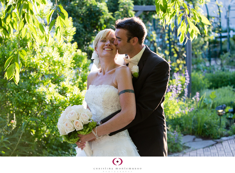 Phipps Conservatory Outdoor Garden Wedding Ceremony Reception Pittsburgh-31