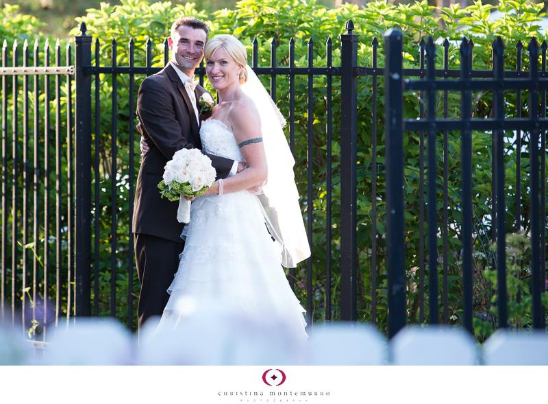 Phipps Conservatory Outdoor Garden Wedding Ceremony Reception Pittsburgh-33