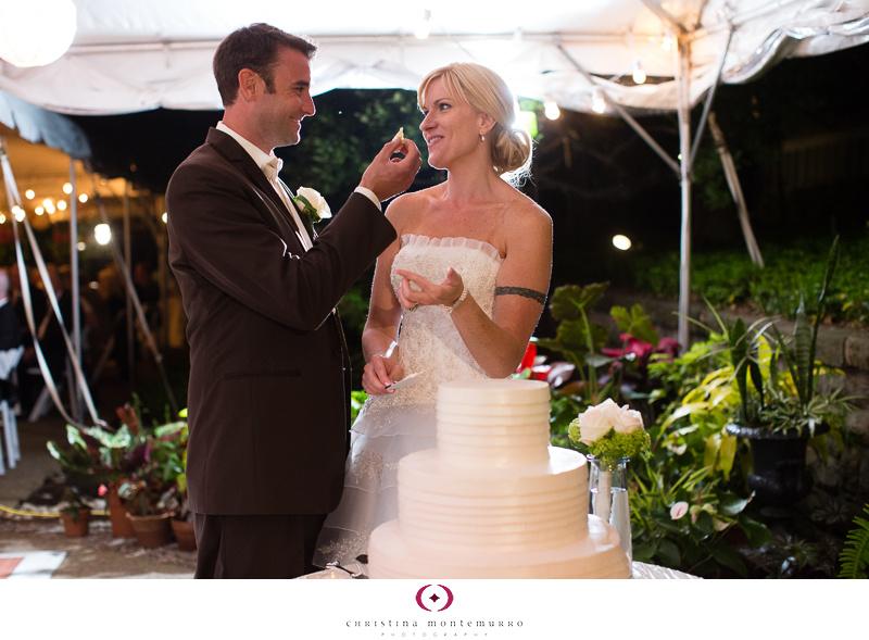 Phipps Conservatory Outdoor Garden Wedding Ceremony Reception Pittsburgh-45