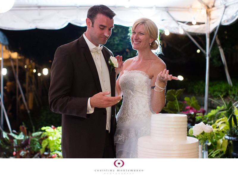 Phipps Conservatory Outdoor Garden Wedding Ceremony Reception Pittsburgh-46