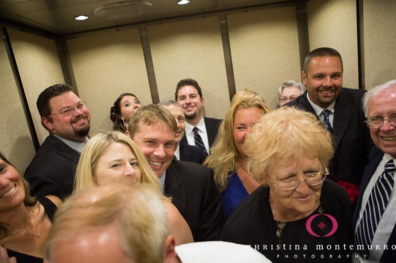 Heinz Field Pittsburgh Wedding Reception Photography-10