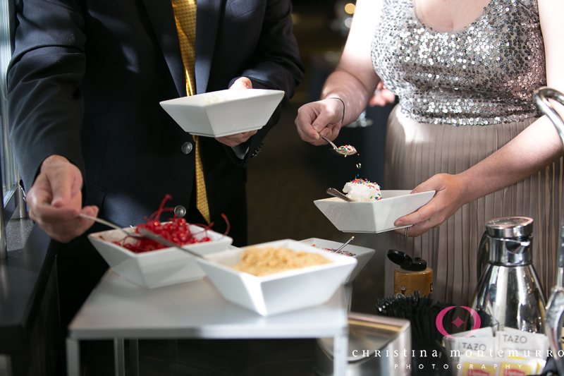Heinz Field Pittsburgh Wedding Reception Photography-12