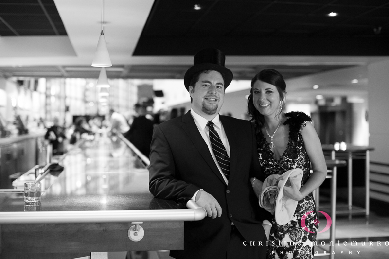 Heinz Field Pittsburgh Wedding Reception Photography-22