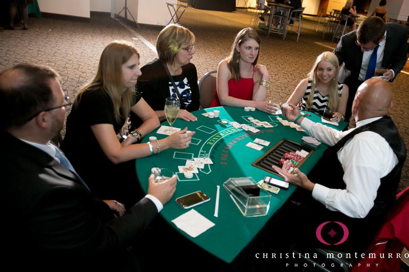 Heinz Field Pittsburgh Wedding Reception Photography-26
