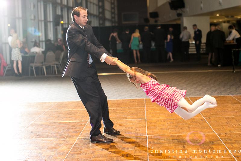 Heinz Field Pittsburgh Wedding Reception Photography-30