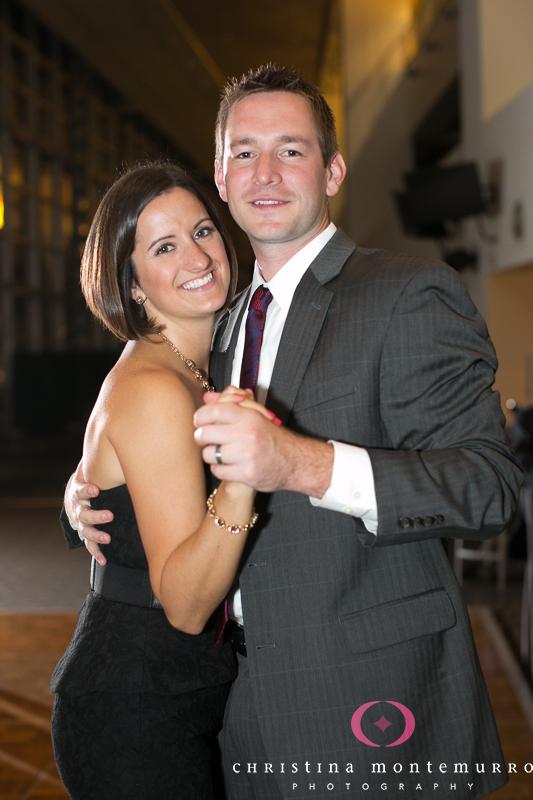 Heinz Field Pittsburgh Wedding Reception Photography-33