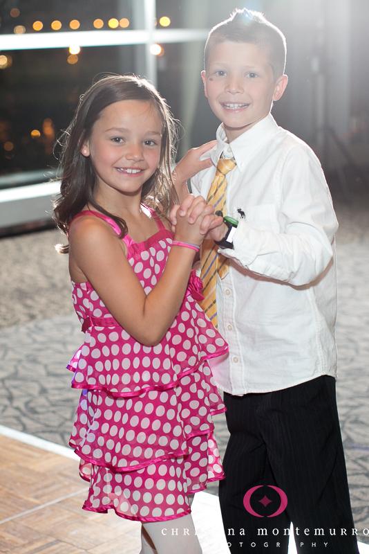 Heinz Field Pittsburgh Wedding Reception Photography-34