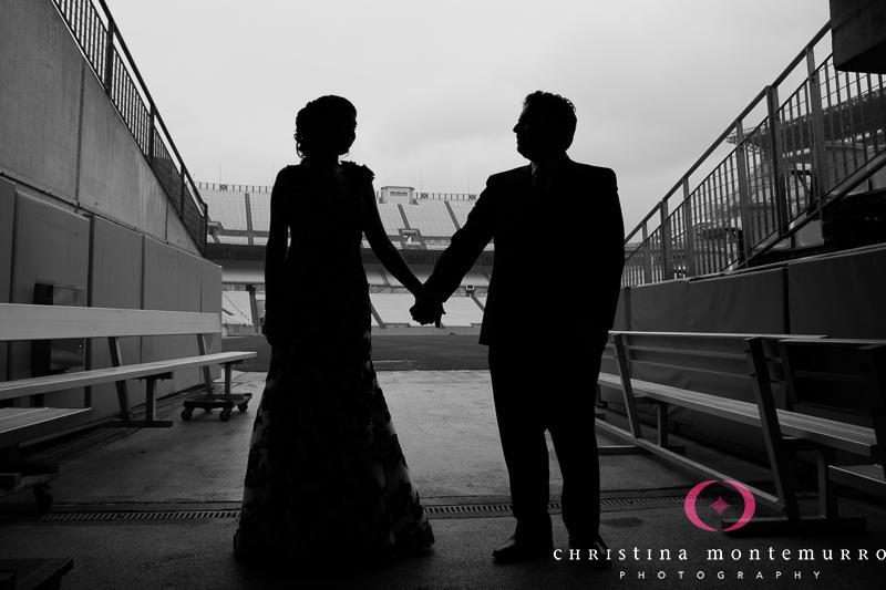 Heinz Field Pittsburgh Wedding Reception Photography-7