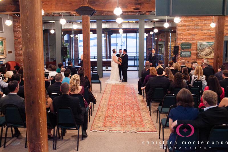 Heinz History Center Wedding Ceremony Reception Pittsburgh