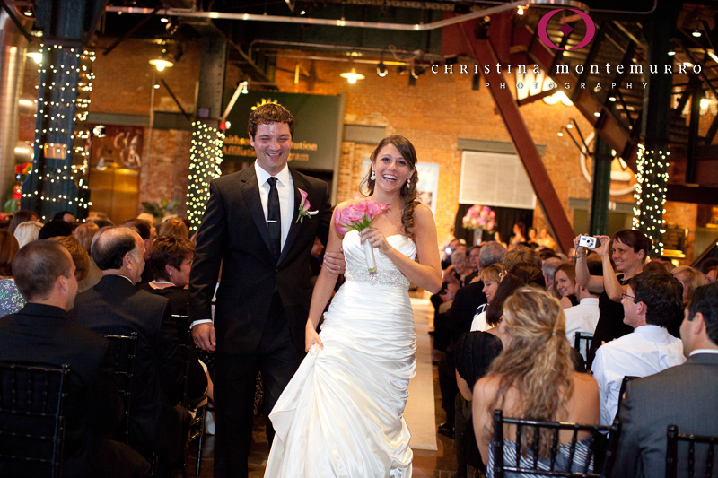 Heinz History Center Pittsburgh Great Hall Wedding Ceremony - 8