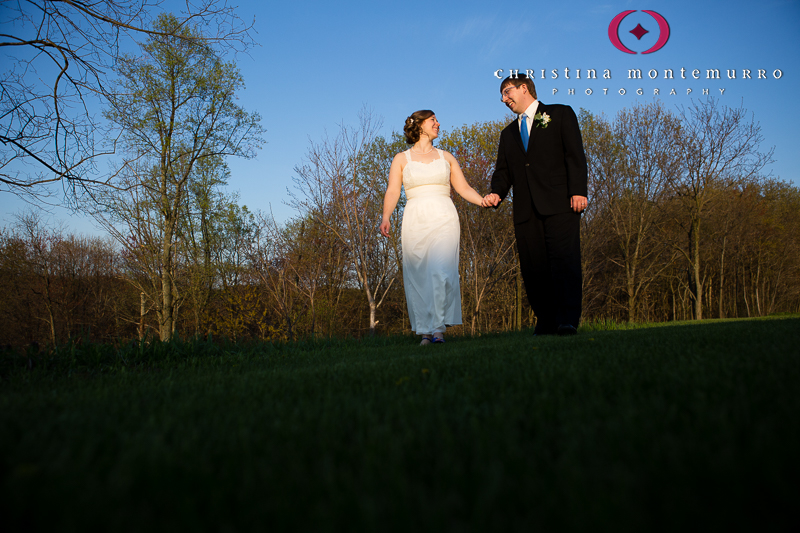 Beth Ben Blueberry Hill Park Pittsburgh Wedding Bride Groom Portraits