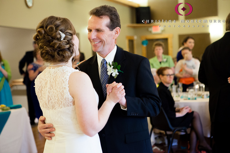 Beth Ben Blueberry Hill Park Pittsburgh Wedding Photography Father Daughter Dance
