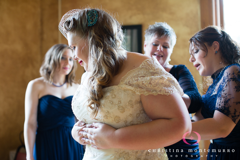 Kylie Andrew Youngstown Wedding Photography