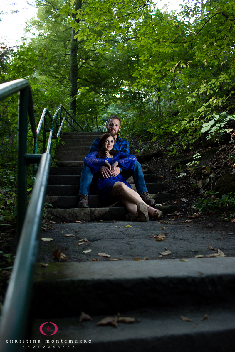Lauren Levi Schenley Park Oakland Pittsburgh Engagement Photos Pittsburgh Wedding Photography