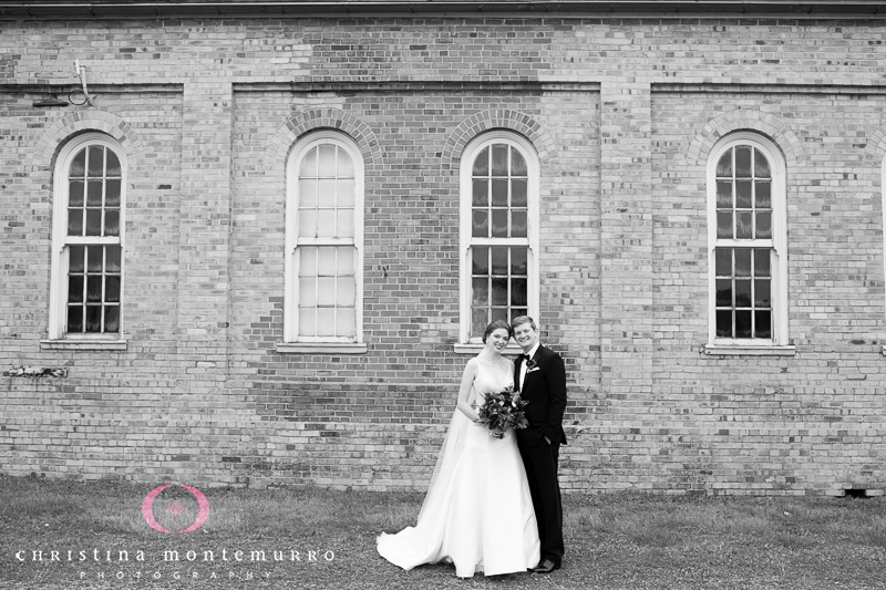 Pump House Homestead Waterfront Pittsburgh Wedding Photography