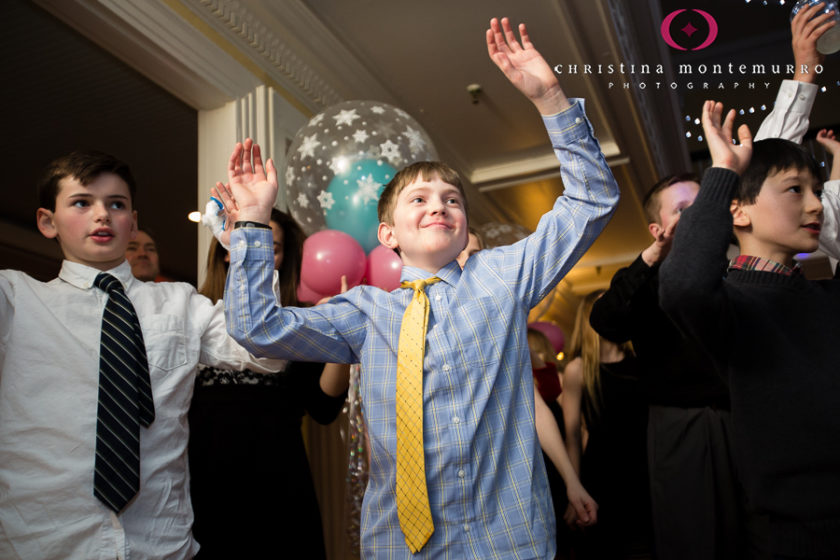 The Pittsburgh Golf Club Bat Mitzvah Party Photos