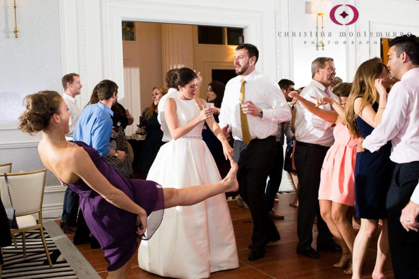 Kimpton Hotel Monaco Pittsburgh Wedding Photos Sheffield Ballroom Wedding Reception Dancing
