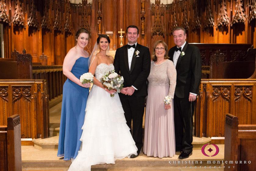 Pittsburgh Wedding Photographer Formal Family Photos