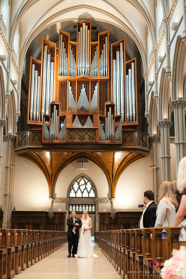 st pauls cathedral weddings pittsburgh wedding