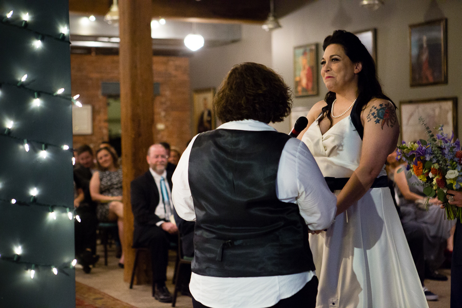 Personal, Moving Vows at the Heinz History Center