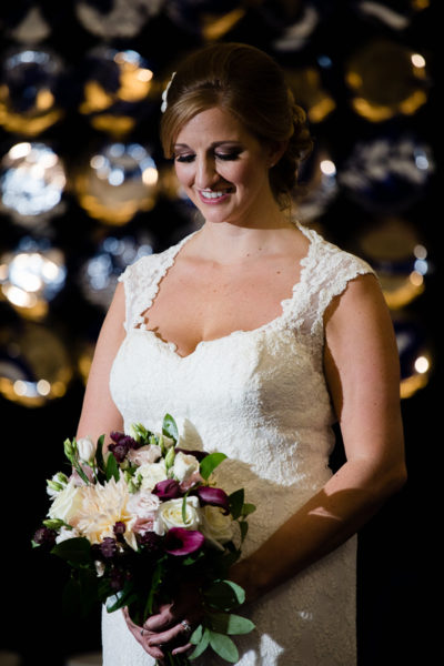 Missy Leech Bridal Portrait Pittsburgh Union Trust Building Wedding