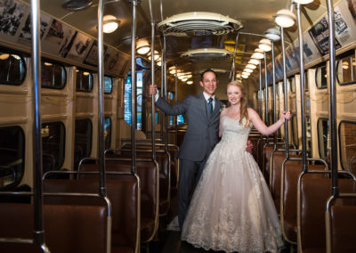 Cara and Justin's Wedding – Heinz History Center