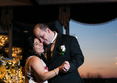 Karla and Chris – Intimate Fall Wedding at The Lemont