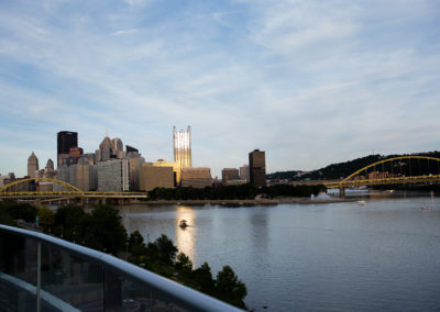 The Best View in Pittsburgh: PointView Hall at the Carnegie Science Center