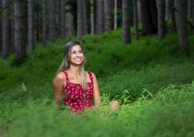 Jess – Senior Photos at North Park