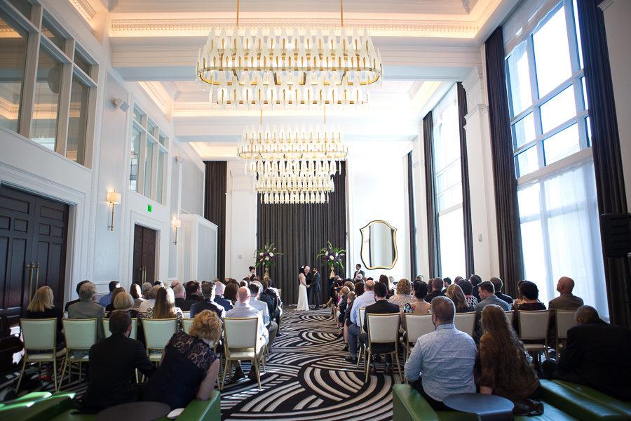 Laura and Narayan's Wedding – Kimpton Hotel Monaco Pittsburgh