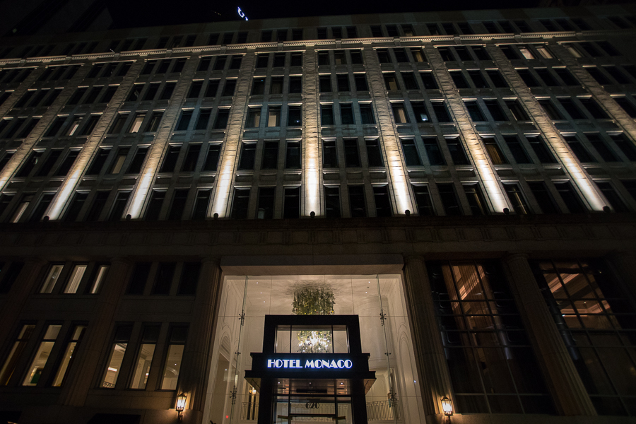 Kimpton Hotel Monaco Pittsburgh Wedding
